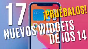 los mejores 17 nuevos widgets ios 14
