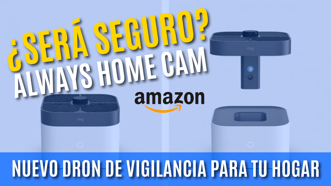 always home cam de ring de amazon vigilancia del hogar